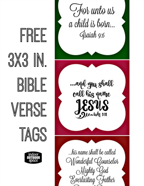 This is a photo of Declarative Printable Bible Verses Pdf